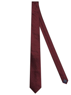 Tommy Hilfiger Tailored Tommy Hilfiger Tailored Kravata TT0TT08347 Bordová