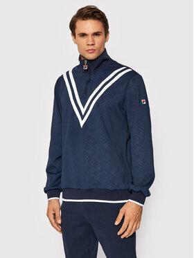 Fila Fila Sweatshirt Teslin 689173 Bleu marine Regular Fit
