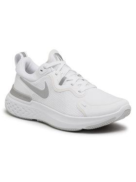 NIKE NIKE Pantofi React Miler CW1778 100 Alb
