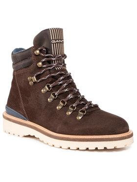 Gant Gant Outdoorová obuv Roden 21643031 Hnedá