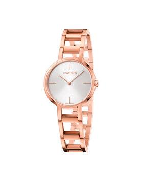 Calvin Klein Calvin Klein Uhr Lady K8N23646 Goldfarben