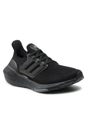 adidas adidas Обувки Ultraboost 21 J FY5390 Черен