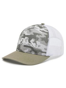 Columbia Columbia Kepurė su snapeliu Punchbowl Trucker CU0252 Žalia