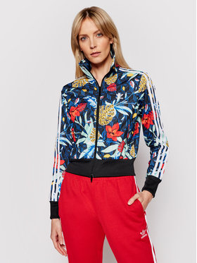 adidas adidas Pulóver HER Studio London Track GN3533 Fekete Standard Fit