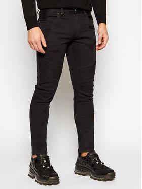 Armani Exchange Armani Exchange jeansy_skinny_fit 6HZJ27 Z1AAZ 1200 Juoda Skinny Fit