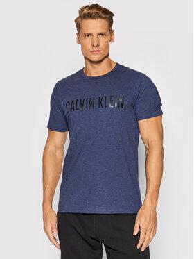 Calvin Klein Underwear Calvin Klein Underwear Póló Crew Neck 000NM1959E Sötétkék Regular Fit