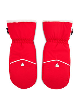 Rossignol Rossignol Γάντια για σκι Romy Impr M RLIWG12 Κόκκινο