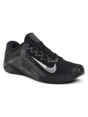 NIKE NIKE Обувки Metcon 6 CK9388 001 Черен