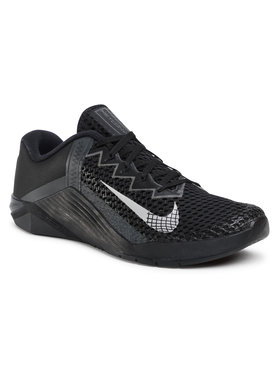 NIKE NIKE Παπούτσια Metcon 6 CK9388 001 Μαύρο
