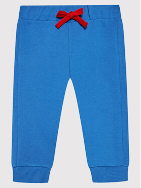 United Colors Of Benetton United Colors Of Benetton Παντελόνι φόρμας 3J70I0041 Μπλε Regular Fit