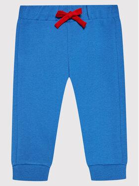 United Colors Of Benetton United Colors Of Benetton Sportinės kelnės 3J70I0041 Mėlyna Regular Fit