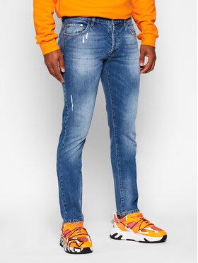 Iceberg Iceberg Slim Fit Jeans 20INP02SL16008 Blau Slim Fit