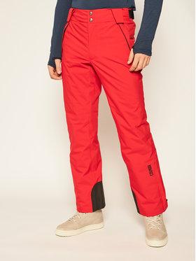 Colmar Colmar Lyžařské kalhoty Sapporo 1423 1VC Červená Regular Fit