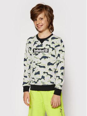 Timberland Timberland Sweatshirt T25S18 S Bunt Regular Fit