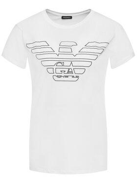 Emporio Armani Underwear Emporio Armani Underwear T-Shirt 164141 9A255 00010 Biały Regular Fit