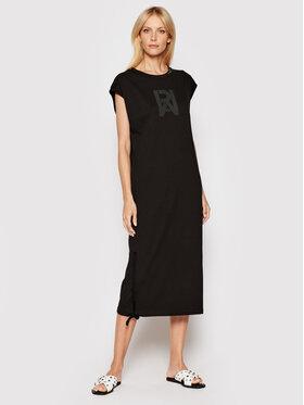 G-Star Raw G-Star Raw Sukienka codzienna Adjustable D19958-C784-6484 Czarny Straight Fit