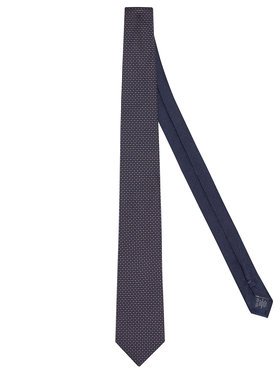 Tommy Hilfiger Tailored Tommy Hilfiger Tailored Kravata TT0TT08344 Tmavomodrá