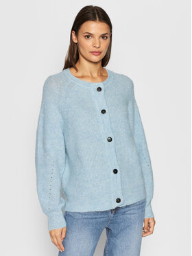 Selected Femme Selected Femme Cardigan Lulu 16074481 Blu Regular Fit