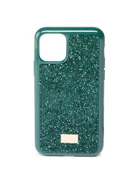 Swarovski Swarovski Étui téléphone portable Glam Rock 5549939 Vert