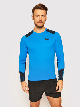 Helly Hansen Helly Hansen Тениска от техническо трико Lifa Active Crew 49389 Син Regular Fit