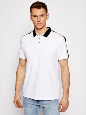 Guess Guess Polo marškinėliai M91P71 R7PU0 Balta Slim Fit