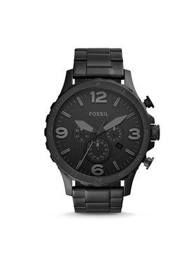 Fossil Fossil Часовник Nate JR1401 Черен