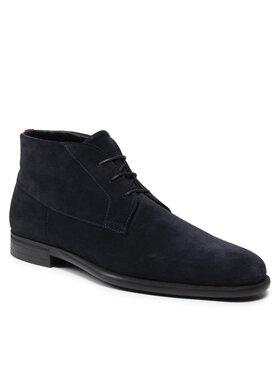 Hugo Hugo Auliniai batai Kyron 50455215 10214603 01 Tamsiai mėlyna
