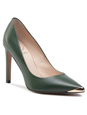 Baldowski Baldowski Pantofi D03561-1451-005 Verde
