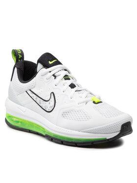 Nike Nike Boty Air Max Genome DB0249 100 Bílá