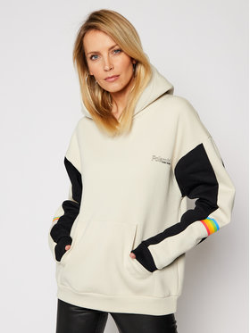 Local Heroes Local Heroes Bluza Vhs Hoodie LHPLS0004 Beżowy Regular Fit