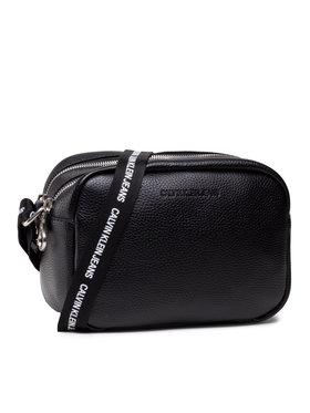 Calvin Klein Jeans Calvin Klein Jeans Handtasche Double Zip Camera Bag K60K608233 Schwarz