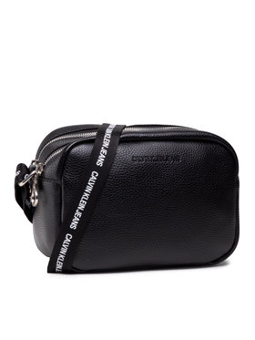 Calvin Klein Jeans Calvin Klein Jeans Kabelka Double Zip Camera Bag K60K608233 Černá