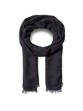Guess Guess Šal Ninette Scarves AW8533 WOL03 Crna