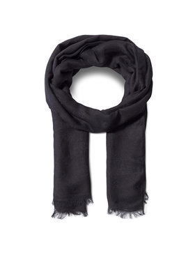 Guess Guess Шал Ninette Scarves AW8533 WOL03 Черен