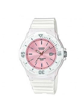 Casio Casio Zegarek LRW-200H-4E3VEF Biały