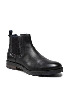 Wrangler Wrangler Kotníková obuv s elastickým prvkem Boogie Chelsea Wm12051A Stříbrná
