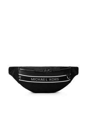 MICHAEL Michael Kors MICHAEL Michael Kors Τσαντάκι μέσης Kent Sport 33F1LKSC1B Μαύρο