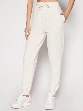 Guess Guess Teplákové kalhoty Alene O1GA04 K68I1 Béžová Regular Fit