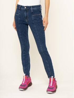 Calvin Klein Jeans Calvin Klein Jeans Jeansy Slim Fit J20J213154 Tmavomodrá Skinny Fit