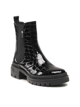 Nessi Nessi Chelsea cipele 21131 Crna
