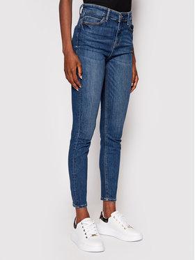 Guess Guess Jeans W1YA46 D4GV2 Dunkelblau Skinny Fit