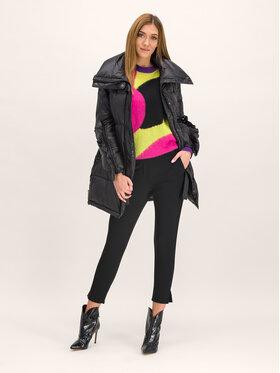 Manila Grace Manila Grace Текстилни панталони NINAX3 Черен Regular Fit