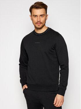 Calvin Klein Jeans Calvin Klein Jeans Μπλούζα J30J317059 Μαύρο Regular Fit