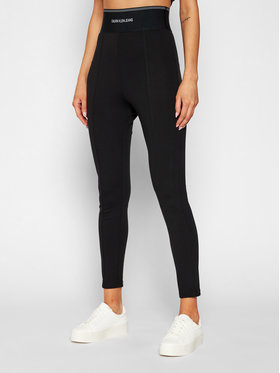 Calvin Klein Swimwear Calvin Klein Swimwear Colanți J20J215548 Negru Slim Fit