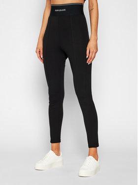 Calvin Klein Swimwear Calvin Klein Swimwear Клинове J20J215548 Черен Slim Fit