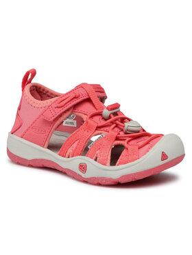 Keen Keen Sandały Moxie Sandal 1025097 Różowy