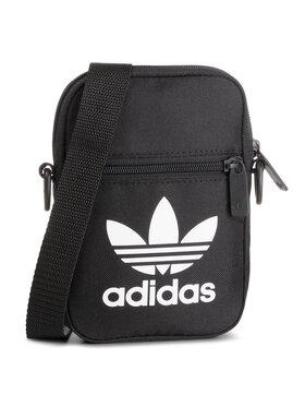 adidas adidas Geantă crossover Fest Bag Tref EI7411 Negru