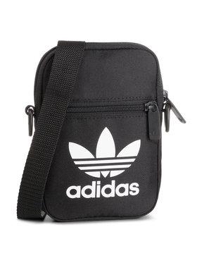 adidas adidas Мъжка чантичка Fest Bag Tref EI7411 Черен
