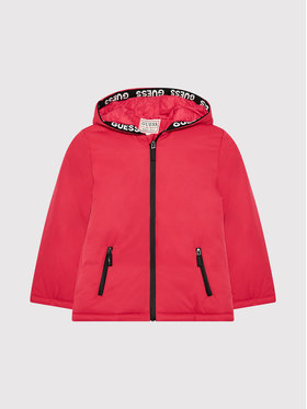Guess Guess Giubbotto invernale H1RJ00 WD840 Rosa Regular Fit