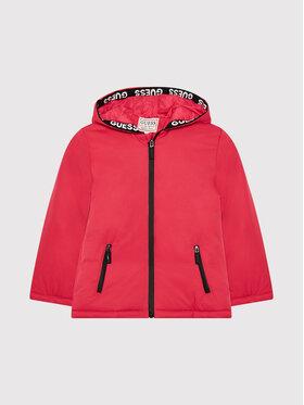 Guess Guess Zimní bunda H1RJ00 WD840 Růžová Regular Fit